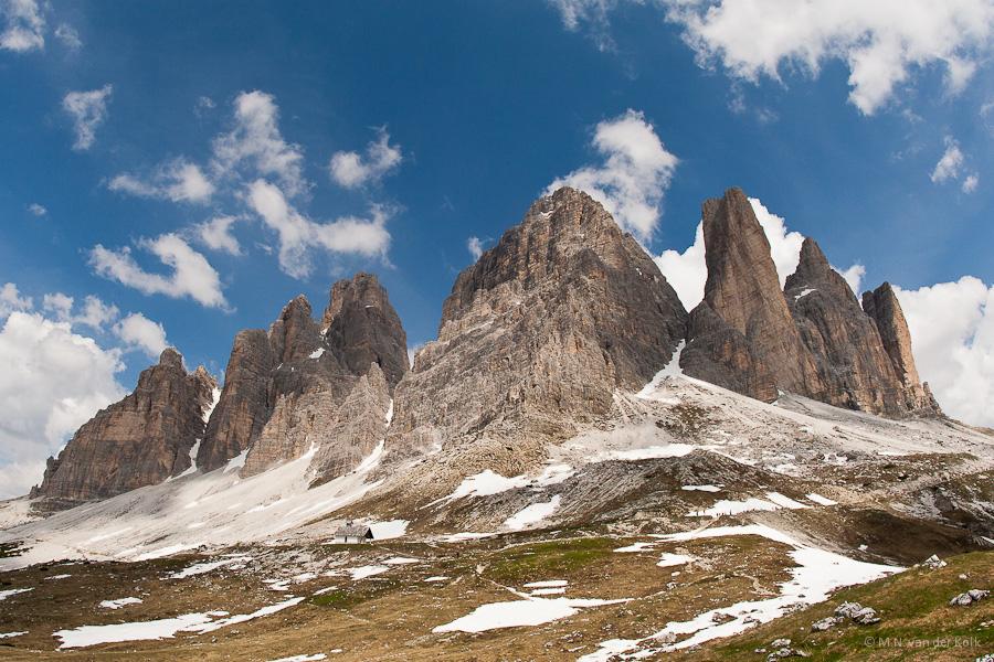 Holiday Dolomites 2013